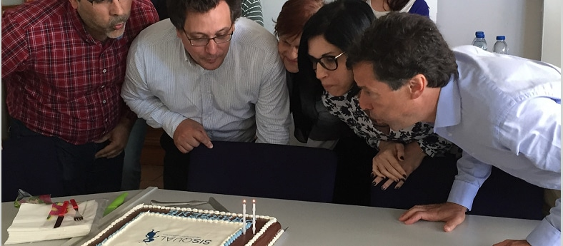 SISQUAL completes 24 years of success and celebrates the aniversary intercontinentally