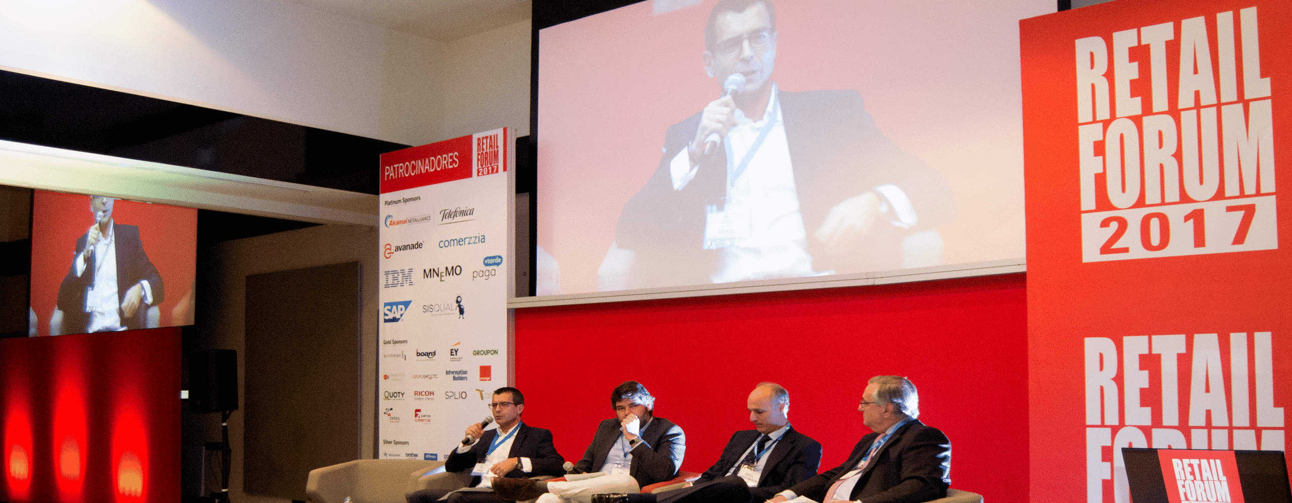 SISQUAL participated in the Retail Forum 2017