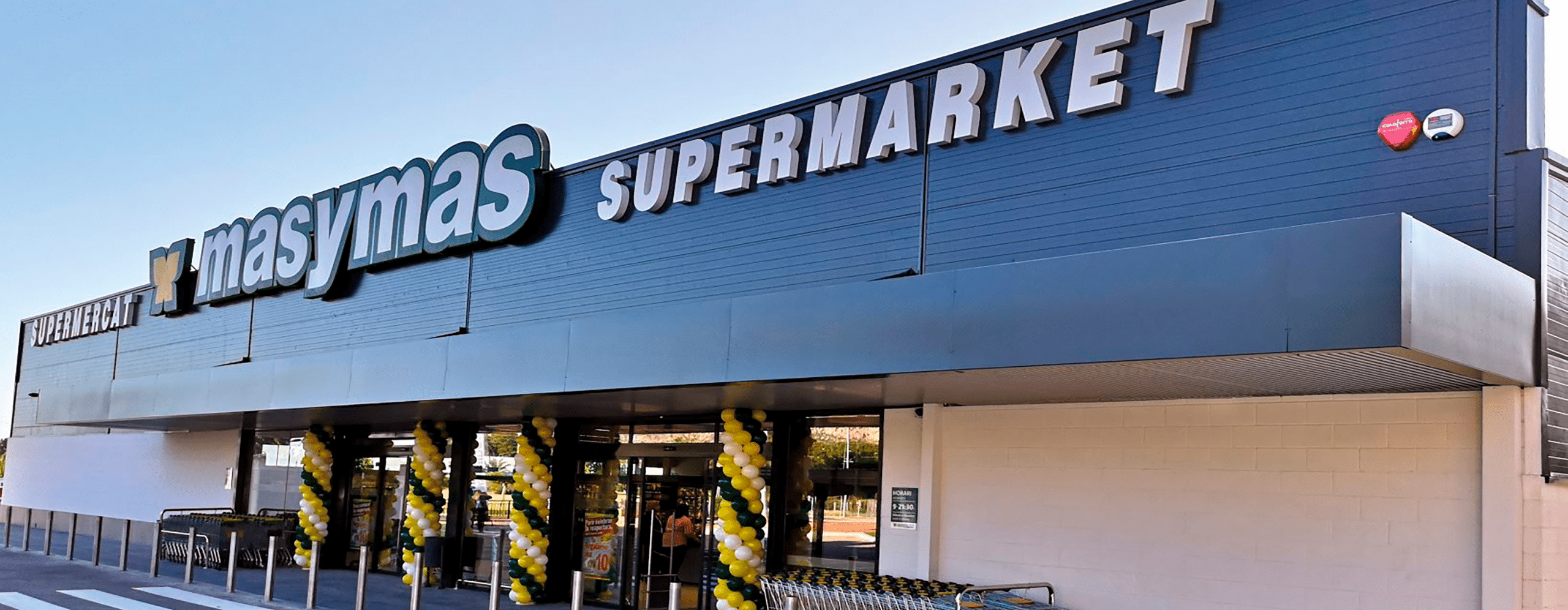 Masymas asturian supermarkets join SISQUAL customers data base in Spain
