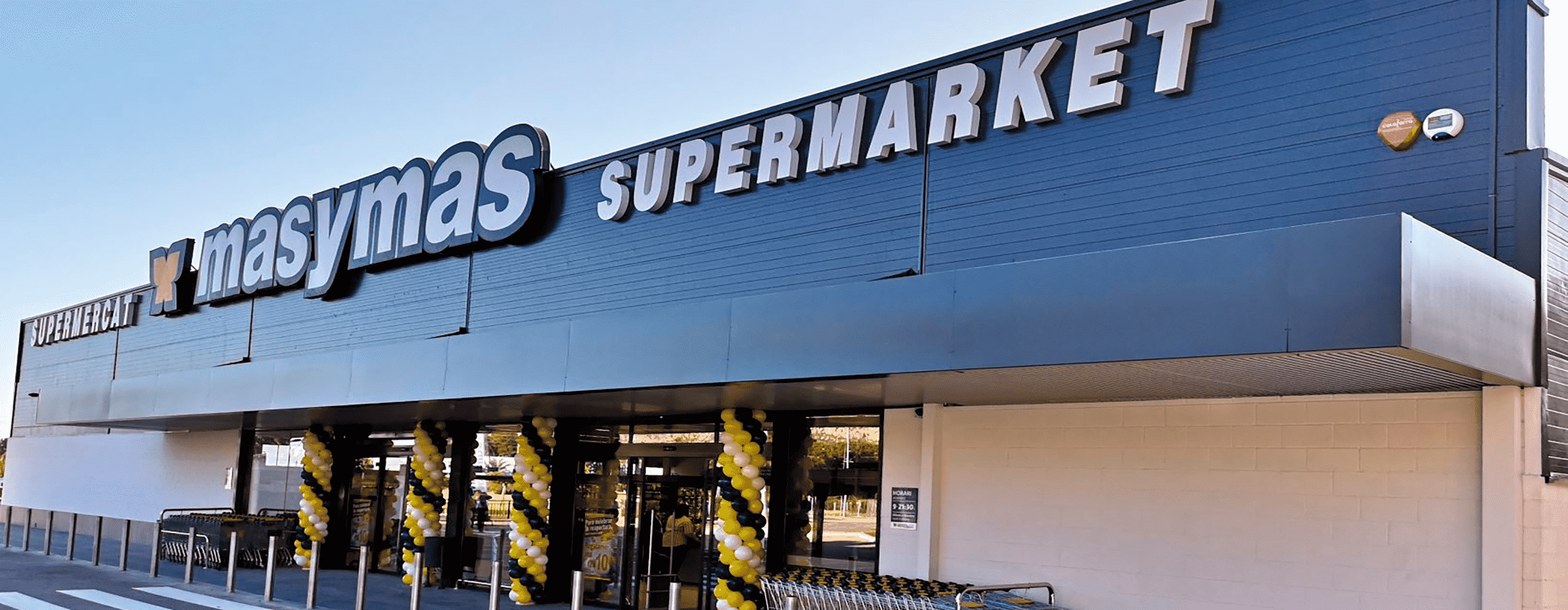 Supermercados asturianos Masymas juntam-se à base de clientes SISQUAL em Espanha