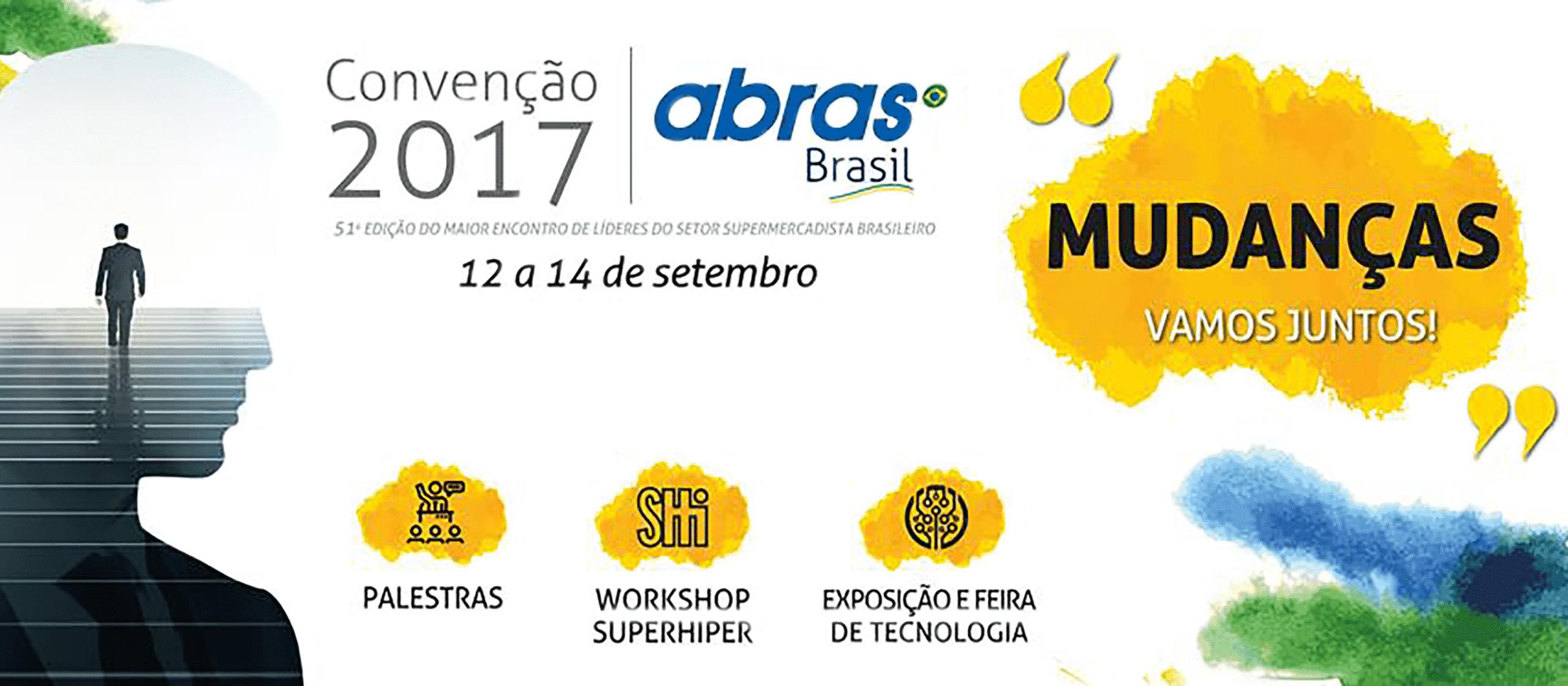 No evento ABRAS 2017, descubra a suite sisqual workforce management no estande #9