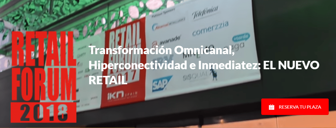 SISQUAL presente no Retail Forum 2018 em Madrid