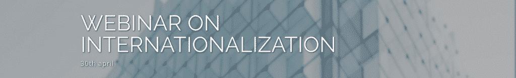 SISQUAL's webinar about Internationalisation