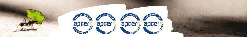 SISQUAL conquista certificação das normas ISO 9001:2015, ISO/IEC 27001:2013, ISO/IEC 20000-1:2018 e declaração de conformidade da ISO/IEC 27018:2014