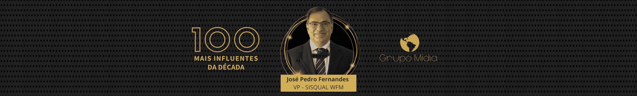 José Pedro Fernandes eleito entre os 100 mais influentes da Saúde da Década
